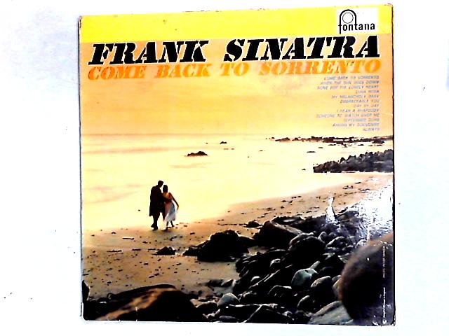 Come Back To Sorrento Comp By Frank Sinatra