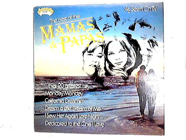 The Best Of Comp By The Mamas & The Papas