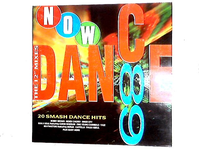 "Now Dance 89 The 12"" Mixes 2LP Comp By Various"