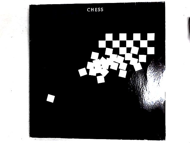 Chess 2LP + Booklet By Benny Andersson