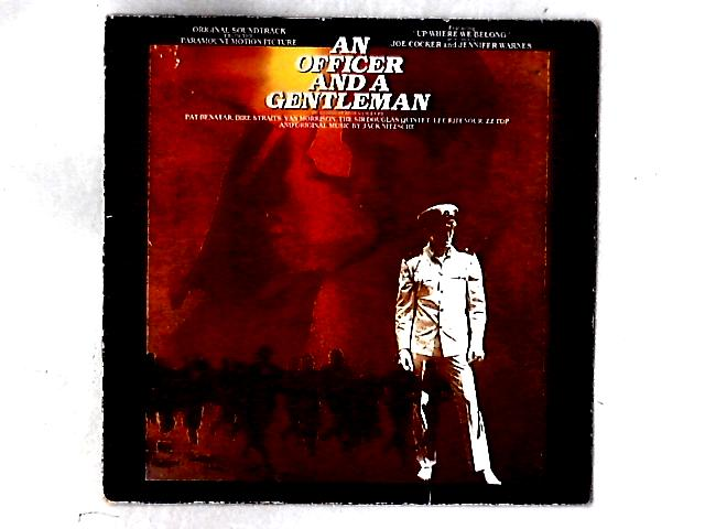 An Officer And A Gentleman LP By Various