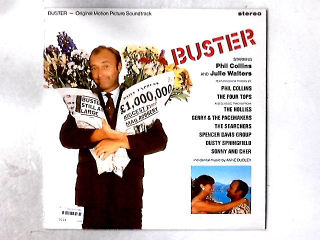 Buster - Original Motion Picture Soundtrack LP By Various