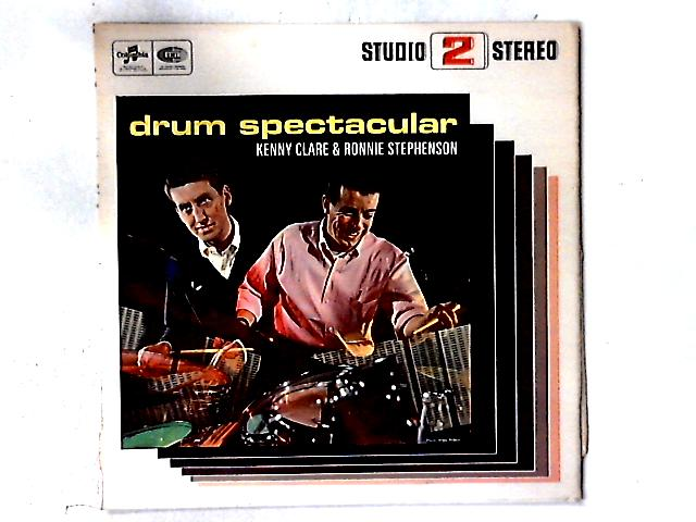 Drum Spectacular LP By Kenny Clare