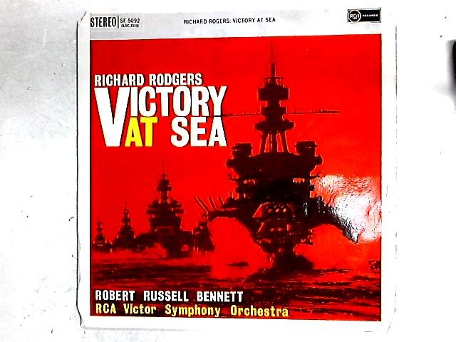 Victory At Sea LP By Richard Rodgers