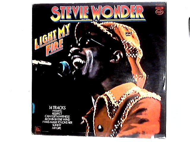 Light My Fire Comp By Stevie Wonder
