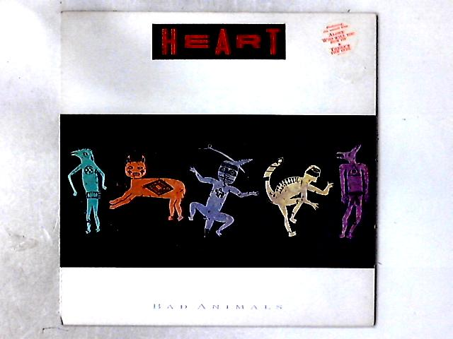 Bad Animals LP By Heart