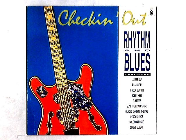 Checkin' Out...Rhythm & Blues LP COMP by Various