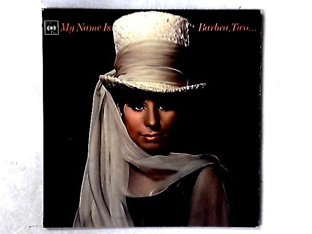 My Name Is Barbra, Two... LP By Barbra Streisand