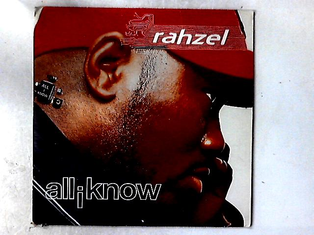 All I Know 12in By Rahzel
