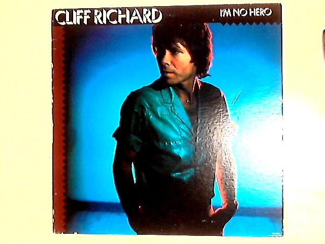 I'm No Hero LP By Cliff Richard