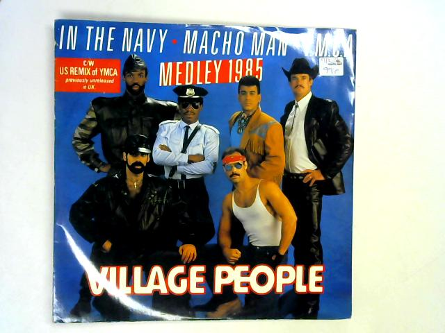 Medley 1985 / Y.M.C.A. (U.S. Remix) 12in 1st By Village People