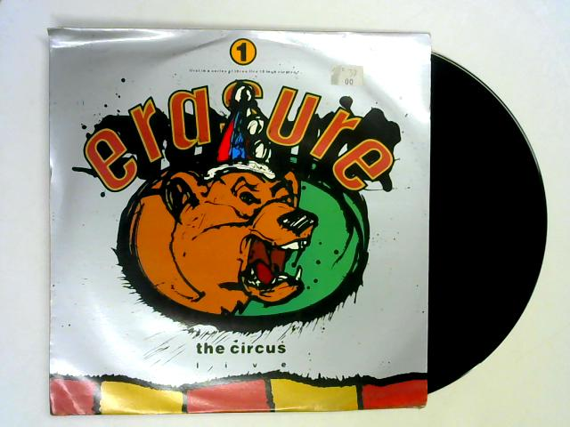 The Circus (Live) 12in 1st By Erasure