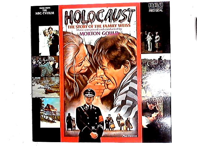 Holocaust The Story Of The Family Weiss LP Gat By Morton Gould