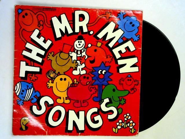 The Mr. Men Songs LP By Arthur Lowe