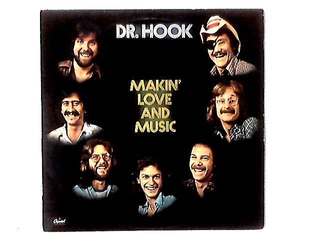 Makin' Love And Music LP By Dr. Hook