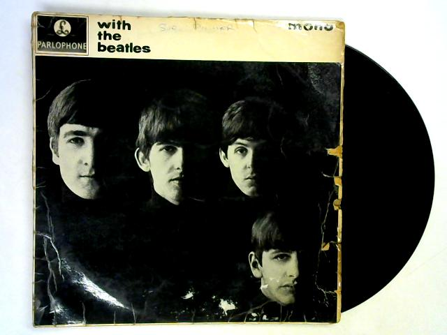 With The Beatles LP By The Beatles