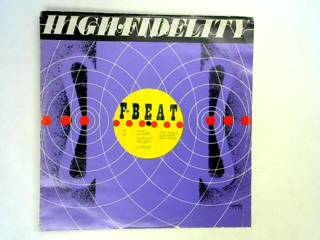 High Fidelity 12in 1st By Elvis Costello & The Attractions