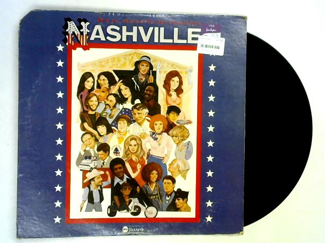 Nashville — Original Motion Picture Soundtrack LP By Various