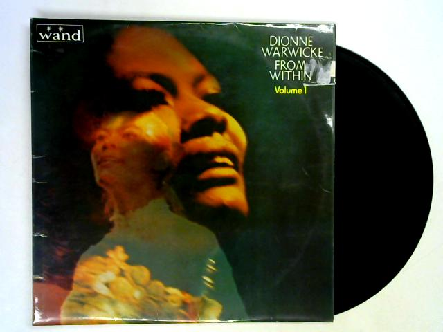 From Within Volume 1 LP By Dionne Warwick