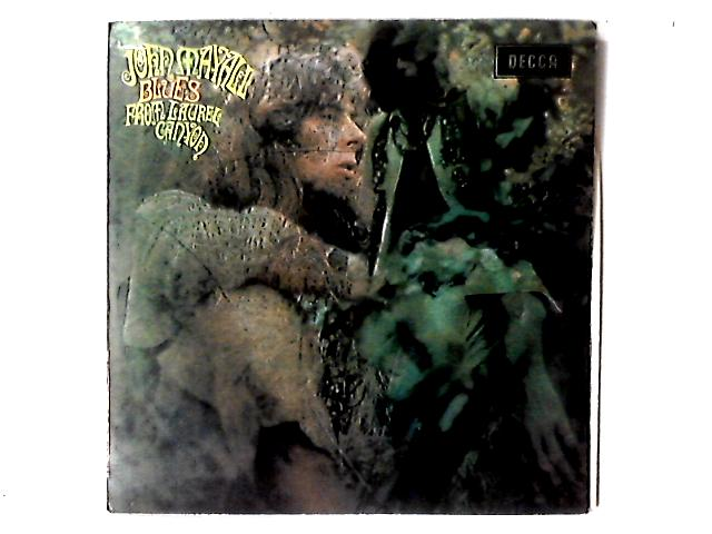 Blues From Laurel Canyon LP by John Mayall