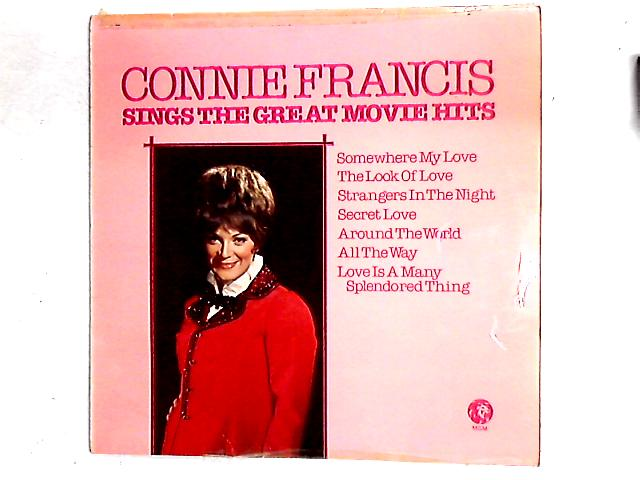 Sings The Great Movie Hits Comp By Connie Francis