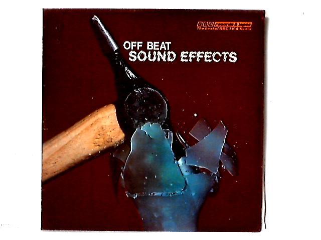 Off Beat Sound Effects LP by No Artist