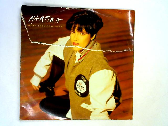 More Than You Know 12in By Martika
