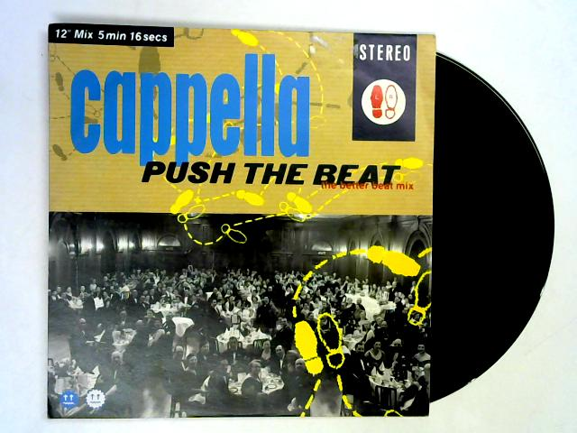 Push The Beat 12in 1st By Cappella