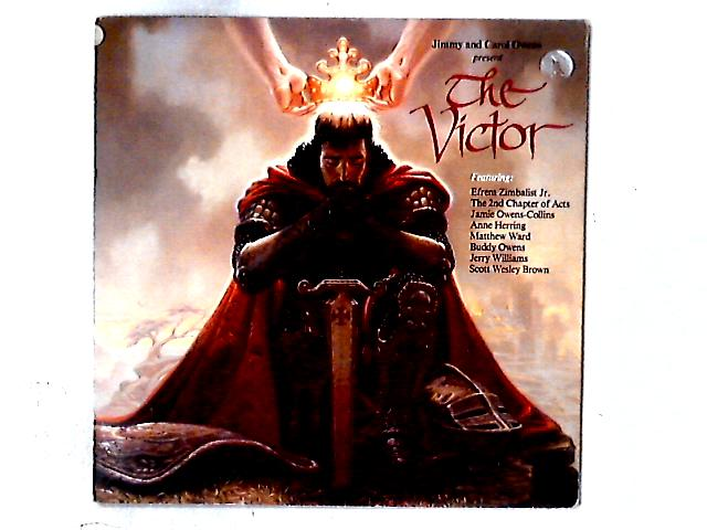 The Victor LP By Jimmy & Carol Owens