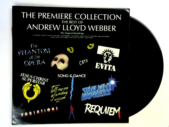 The Premiere Collection — The Best Of Andrew Lloyd Webber LP By Various