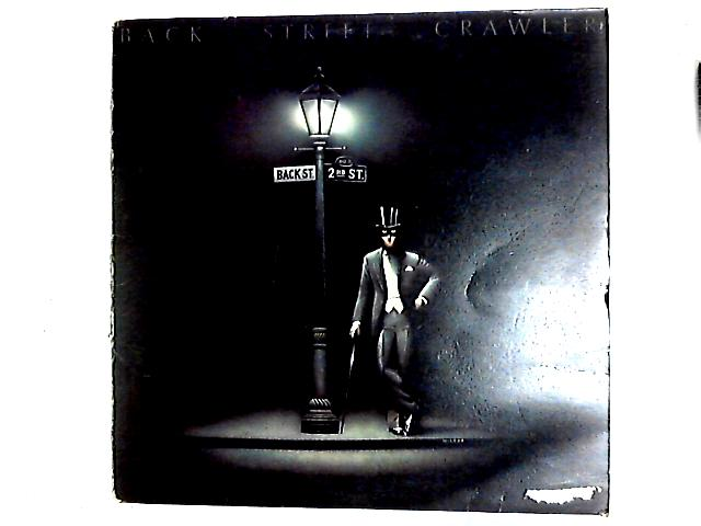 2nd Street LP By Back Street Crawler