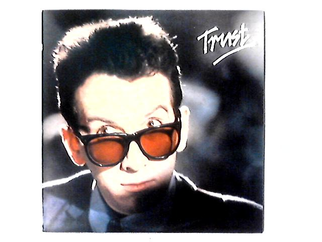 Trust LP By Elvis Costello & The Attractions