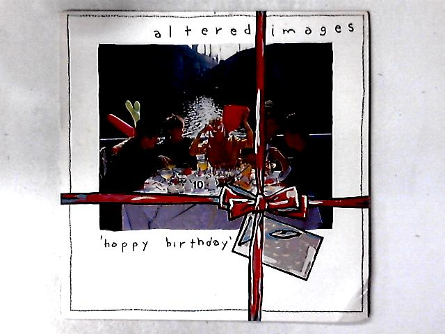 Happy Birthday LP By Altered Images