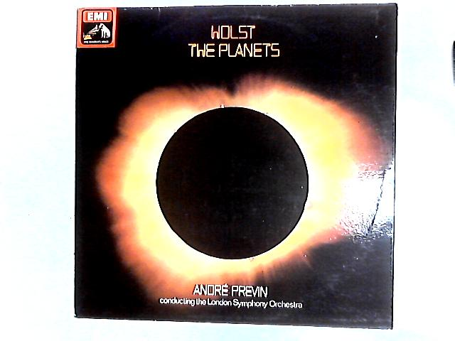 The Planets Op. 32 LP By Gustav Holst