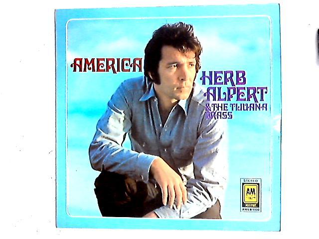 America Comp By Herb Alpert & The Tijuana Brass