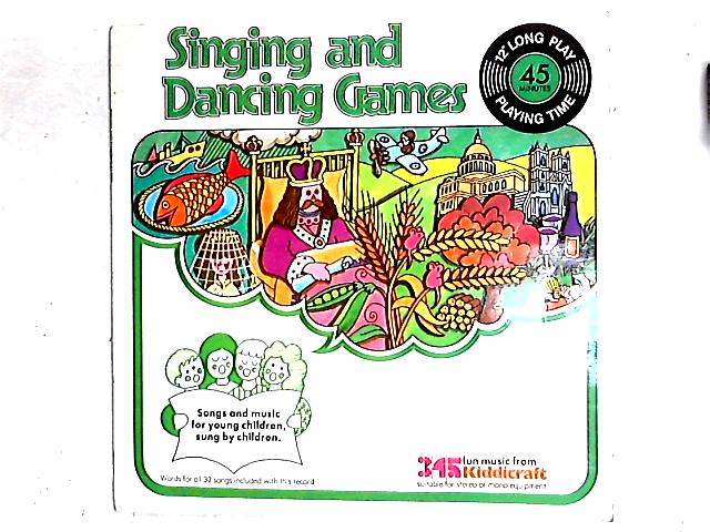 Singing And Dancing Games LP By Eira Davies