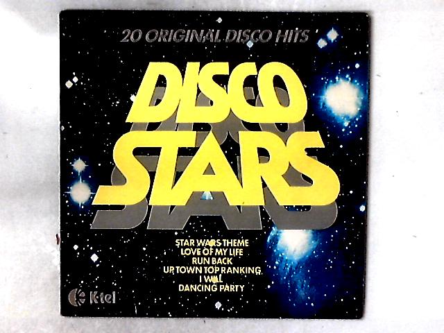 Disco Stars (20 Original Disco Hits) LP COMP by Various
