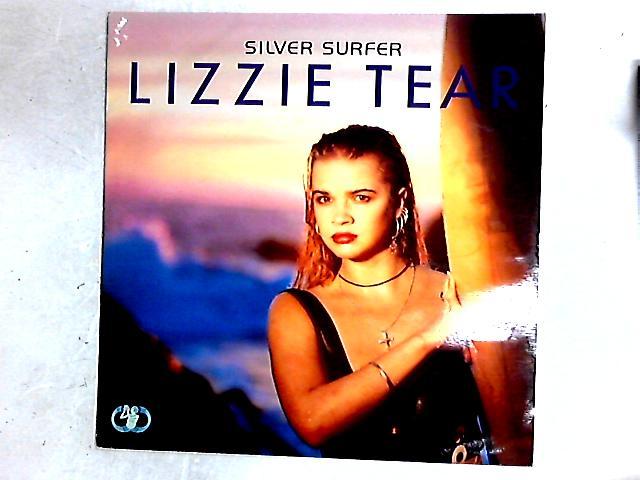 Silver Surfer 12in By Lizzie Tear