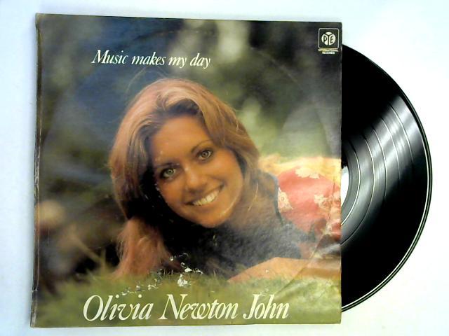 Music Makes My Day LP 1st by Olivia Newton-John