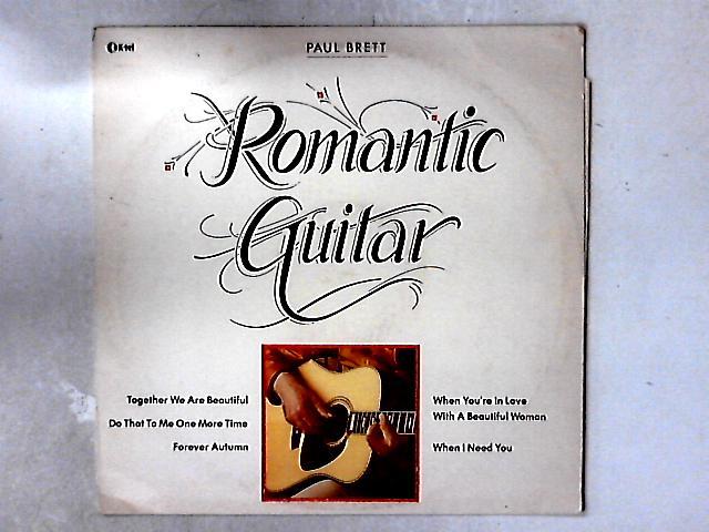 Romantic Guitar LP by Paul Brett