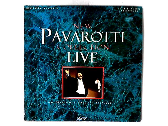 New Pavarotti Collection Live 2xLP COMP By Luciano Pavarotti