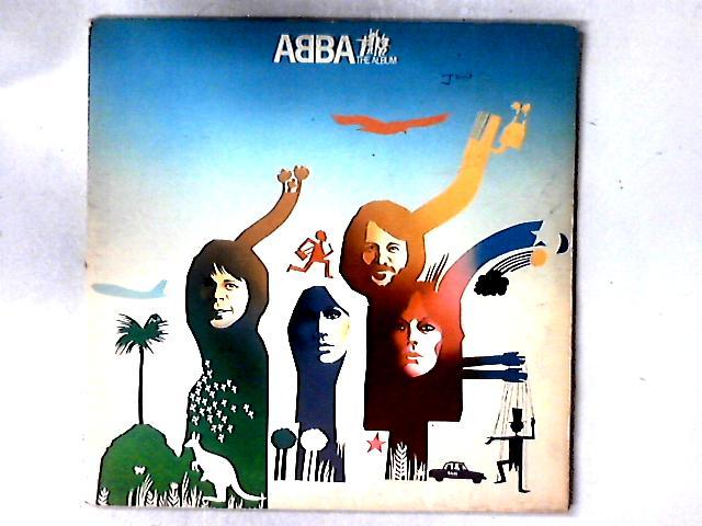 The Album LP by ABBA