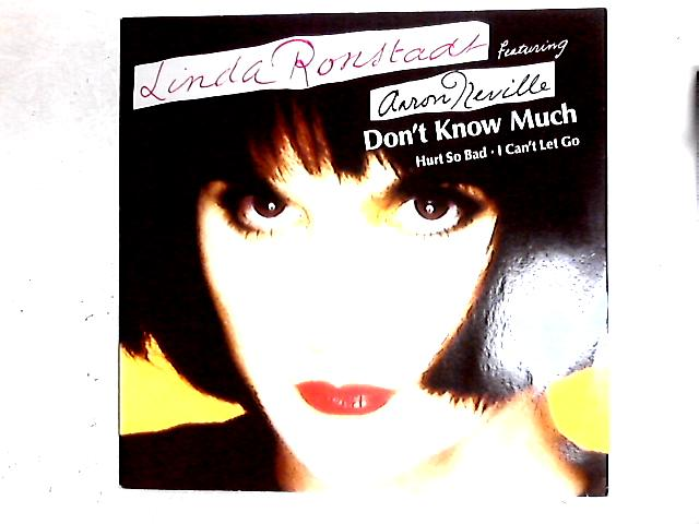 Don't Know Much 12in By Linda Ronstadt