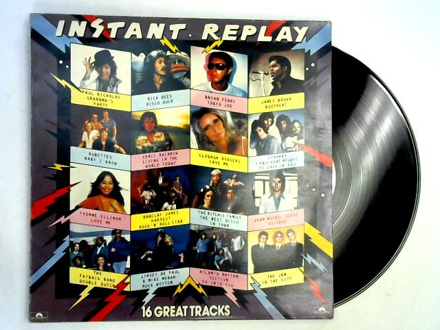 Instant Replay LP By Various