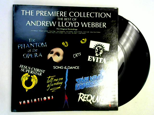 The Premiere Collection – The Best Of Andrew Lloyd Webber LP By Various