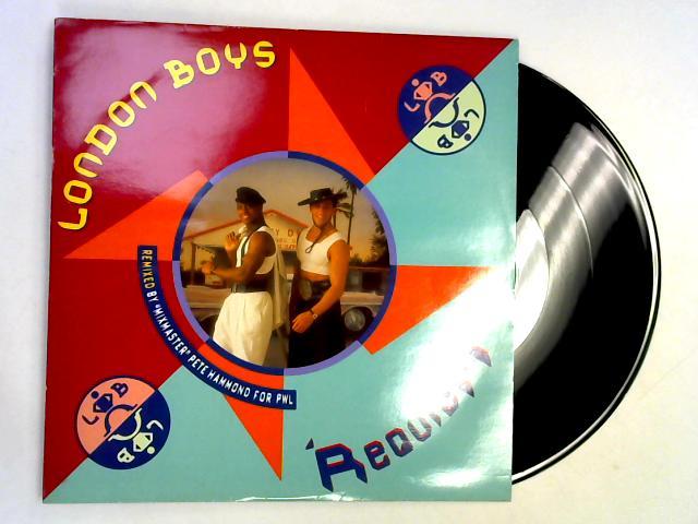 Requiem 12in 1st By London Boys