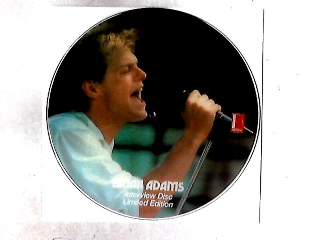 Red Door Interview Disc 12in PICTURE DISC By Bryan Adams