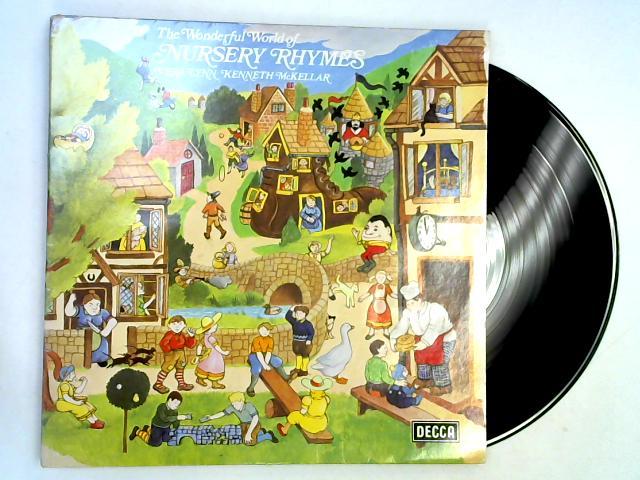 The Wonderful World Of Nursery Rhymes LP By Vera Lynn & Kenneth McKellar