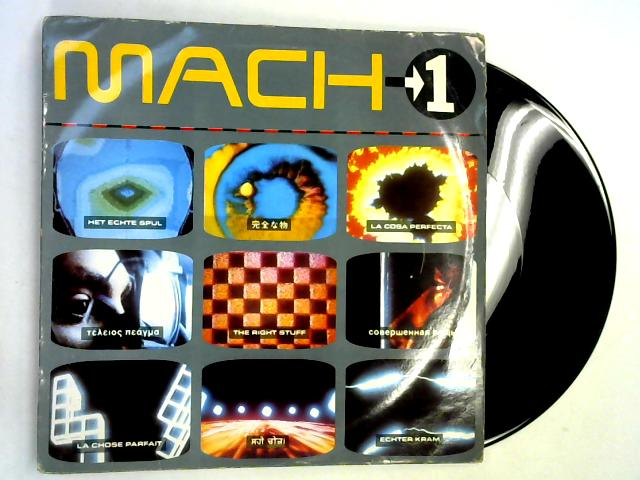 The Right Stuff 12in By Mach 1