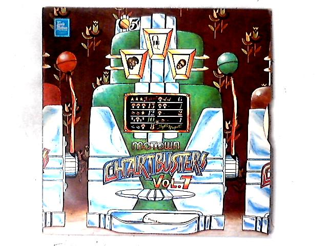 Motown Chartbusters Volume 7 LP By Various